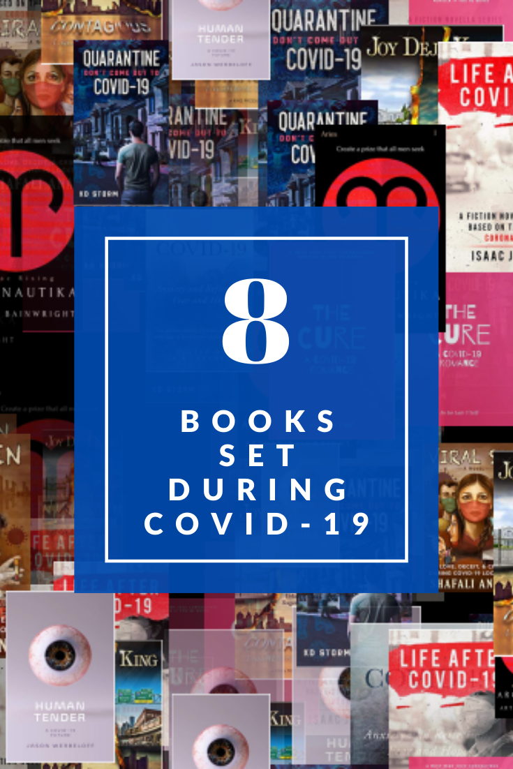 8 Books Set During COVID-19