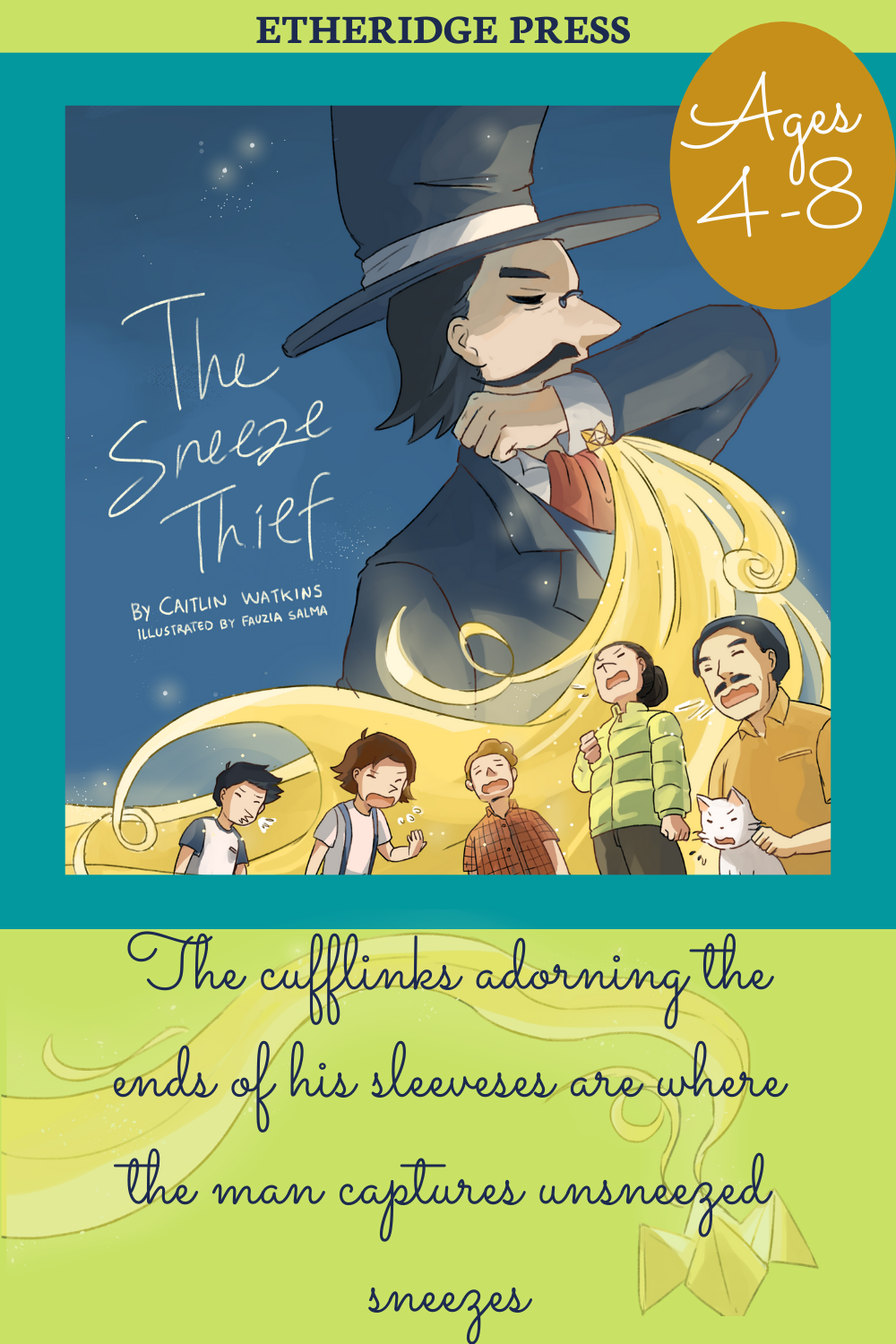 New Release: The Sneeze Thief